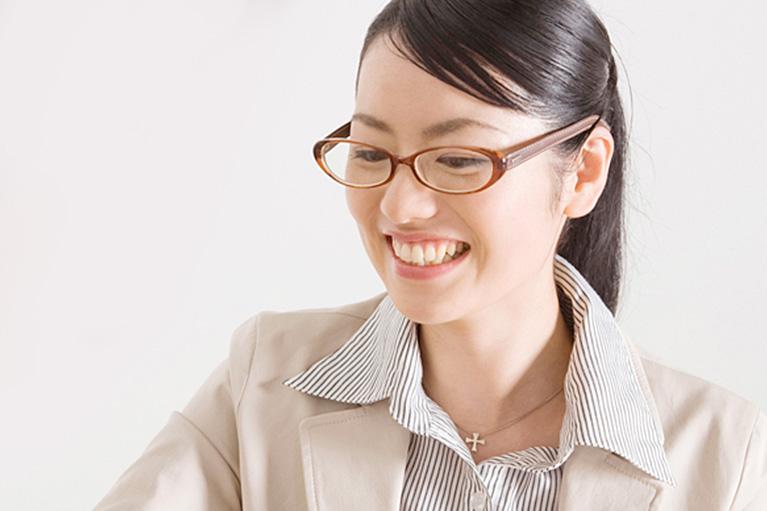 当院でのメガネ処方の特長